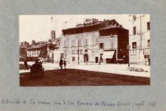 Via Cavour 1915