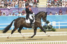 Charlotte Dujardin and Valegro - four off the floor