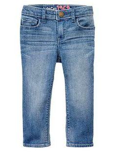 Skinny jeans (light wash)