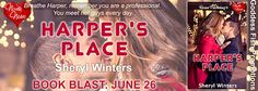 KATHLEEN'S PLACE TO RELECT : BOOK BLAST & GIVEAWAY ~ HARPER'S PLACE ~ BY SHERYL...