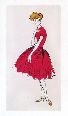 Andy Warhol Fashion