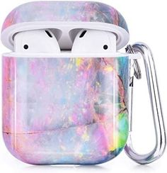 Cute Ipod Cases, Girly Phone Cases, Iphone Cases, Cute Headphones, Girl With Headphones, Earphone Case, Silicone Phone Case, Unicorn Clothes For Kids, Cute Apple Watch Bands