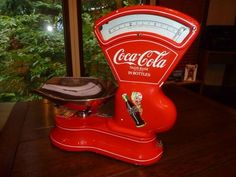 Coca Cola Antique Toledo Candy Scale | eBay