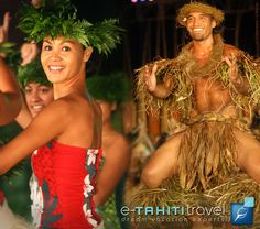 """ Heiva i Tahiti "" - The pleasure of dancing http://www.etahititravel.com/"