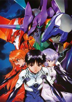 Neon Genesis Evangelion 新世紀エヴァンゲリオン 1995