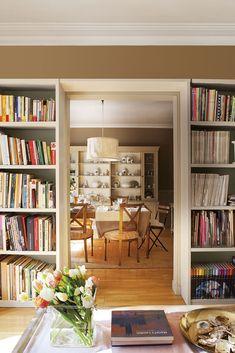 00427971. Лук с библиотеки, по бокам и на дно столовую с большой шкаф