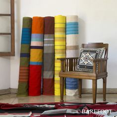Fabrics | Barefoot