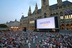 Film festival at the Rathaus