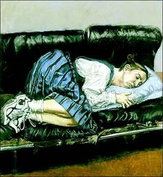 """Untitled"" by Paula Rego Paula Rego Art, Figure Painting, Painting & Drawing, What Is Contemporary Art, Contemporary Paintings, Human Condition, Realism Art, Fine Art, Community Art"