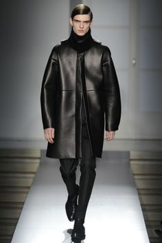 Jil Sander Men's RTW Fall 2014