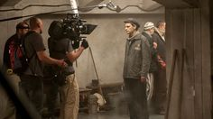 Son of Saul Movie Set Photo 3
