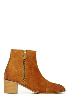Report Jackal Boot - Perfect camel tone
