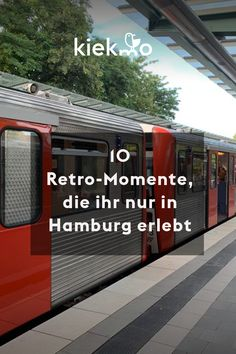 Hamburg Guide, Kiwi, Home Appliances, Retro, Travel, Filling Station, Time Travel, Day Trips, City