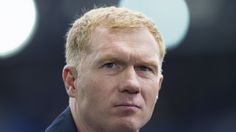 Paul Scholes To Make Playing Comeback