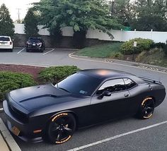 Matte Black Challenger… Thoughts ?
