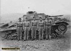 Turan 40.M. War Dogs, Defence Force, German Army, World War Two, Military Vehicles, Ww2, Germany, History, Tanks