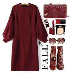 """Shein"" by simona-altobelli ❤ liked on Polyvore featuring Oliver Peoples"