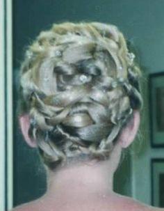 Martin Parson inspired bridal hair Bridal Hair, Wedding Events, Dreadlocks, Statue, Inspired, Hair Styles, Inspiration, Beauty, Hair Plait Styles