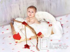 Bebe sanvalentin cupido baby love you