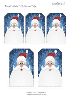 Gratis kerst labels / christmas tags printen (freebies / free printable). DIY - Labels / Tags / Toppers. www.lintland.nl Elf On The Shelf, Babyshower, Free Printables, Christmas Cards, Holiday Decor, Prints, Tags, Diy, Christmas E Cards