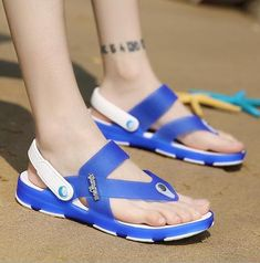 248f3a776d0 PVC Casual Fisherman Style Shoes-Sandal-TALENTTREE-A1-6.5-TouchyStyle lowest