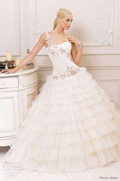 Divina Sposa Wedding Dresses 2013   Wedding Inspirasi