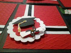Invitaciones para  la graduación.