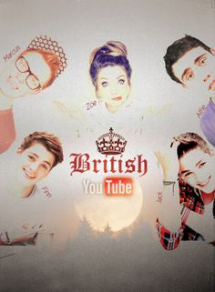 #BritishYouTubers #British #YouTubers #YouTube #Zoella #MarcusButler #FinnHarries #JackHarries #Pointlessblog
