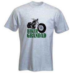 Bang Tidy Clothing Men's Biker Grandad T Shirt Funny Gift Idea Grey XXL BANG TIDY CLOTHING http://www.amazon.co.uk/dp/B00CYHXDJW/ref=cm_sw_r_pi_dp_hb8nvb13KTGF9