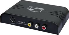 C CNE62034 HDMI to Composite/S-Video Converter 3RCA CRT TV CVBS by C $46.46. HDMI to Composite/S-Video Converter 3RCA CRT TV CVBS.Overview:HDMI to AV converter is designed to convert HDMI to either Composite Video or S-Video. It allows the devices only equipped HDMI output to be connected to CRT TV. Main Features: Input: HDMI; Output: RCA Composite & S-video Video, R/L Audio; HDMI digital signal to Composite Video or s-video analog signal; HDMI Transmission Rat...