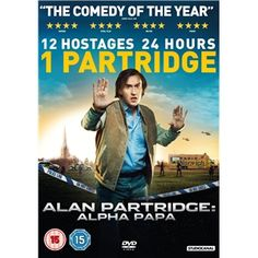 Alan Partridge - Alpha Papa (DVD, for sale online Sean Pertwee, Alan Partridge, Good Movies To Watch, Movie Tickets, Pissed Off, Tk Maxx, Film Review, Live Tv, Latest Movies