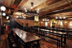 Flatiron Hall - Beer Cellar