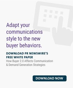 How Buyer Affects Communication & Demand Generation Strategies Writing A Press Release, Pr Newswire, Communication Styles, Marketing Professional, Marketing Ideas, Public Relations, White Paper, Growing Your Business, Content Marketing