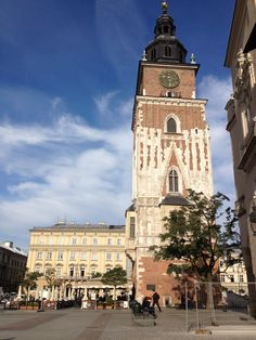 Time in Krakow, Poland. Inquisitive Travels from http://inquisitivefoodie.com