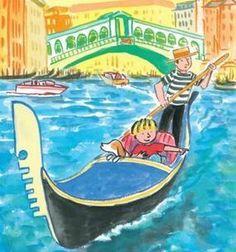 Kinderboekenweek 2012: Ga je mee op reis? | Per i bambini - Voor kinderen | Ciao Tutti! Italiaanse Zaken