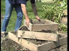 SCHÜLERCLUB Dornbirn: [ #schulgarten ] Kartoffelpyramide für den Schulgarten