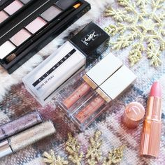 Sparkle This Christmas With House of Fraser   Glitter Makeup Tutorial