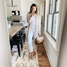 jillgg's good life (for less) | a west michigan style blog: 6 ways to style: white popover top!