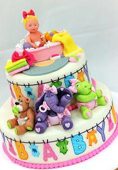 viorica's cakes: Primer baño