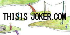 """""""JOKER WORLD"""" Nobuyuki Fukumoto(macromauro)×JOKER  #thisisjoker THISISJOKER.COM"""