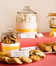 Detroit Wedding Planner Blog: Dessert Bar ideas for your wedding reception