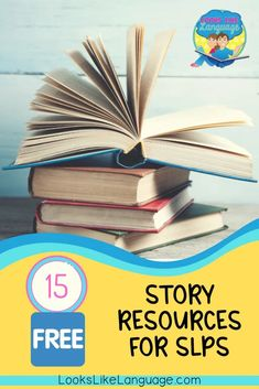15 Free Story Resources for SLPs You Need to Know About - Looks Like Language