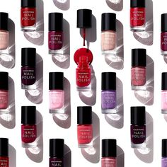 Get a splash of colour without splurging! With prices this low, you can get a Colourbox nail polish in every shade. # #Oriflame