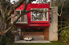 Bossley Architects - Arruba Bach