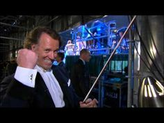 """André Rieu 2011 - ♪ """"My main goal, every concert, is for people to have an unforgettable night,"""" says André Rieu."""
