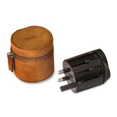 Travel adapter l'Hédoniste ABS - Balvi