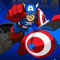 Infinity Racers Superhero Sq…
