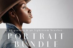 Portrait Lightroom Bundle by LOU&MARKS on @creativemarket Best professional lightroom presets packs for more modern and trendy style in your photography. Perfect for portrait, wedding, landscape, urban, travel, creative, blogging.