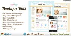 in – Boutique Kids Creative is a WordPress Theme being distributed by Themeforest. Boutique Kids Creative is perfect theme for any - Website Design Inspiration, Design Blog, Video Games For Kids, Kids Videos, Theme Template, Image Blog, Simple Website, Free Website, Themes Free