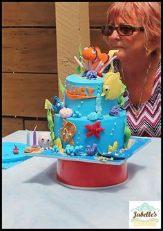 Nemo by Jabelles Cakes